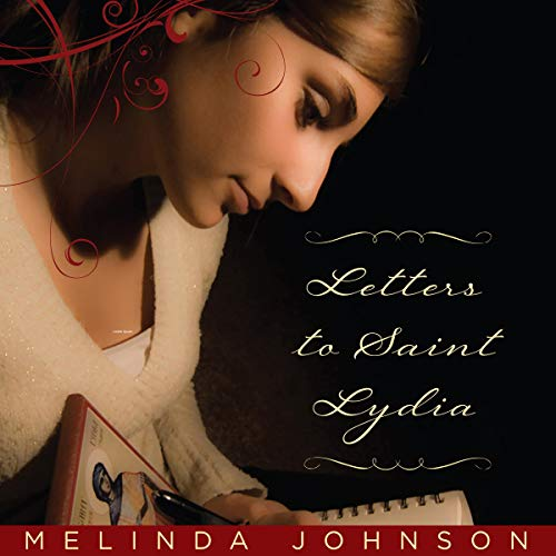 Letters to Saint Lydia  By  cover art