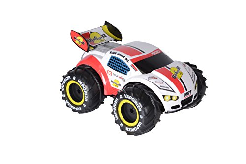 Hot Wheels-94157 Disney Coche teledirigido radio control 4x4, Color rojo (Toy State 94157 , color/modelo surtido