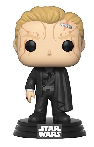 Funko POP Star Wars: Dryden Vos from Solo: A Star Wars Story - FYE Exclusive (Misspelled Box Collectible Variant)