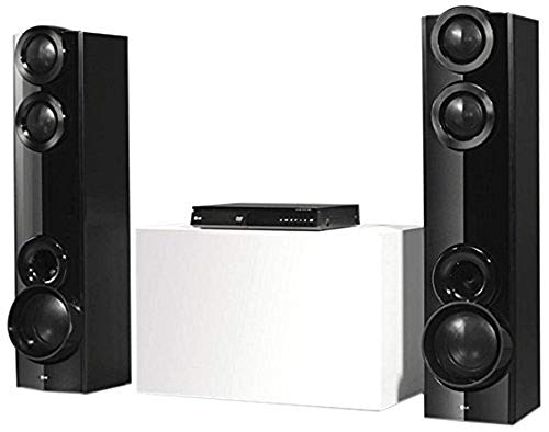 LG LHB675 4.2channels 1000W 3D Negro sistema de cine en casa – Equipo de Home Cinema (Reproductor de…