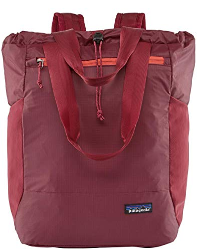 Patagonia Ultralight Black Hole Tote Pack Sports Bags, Unisex Adult, Roamer Red, One Size