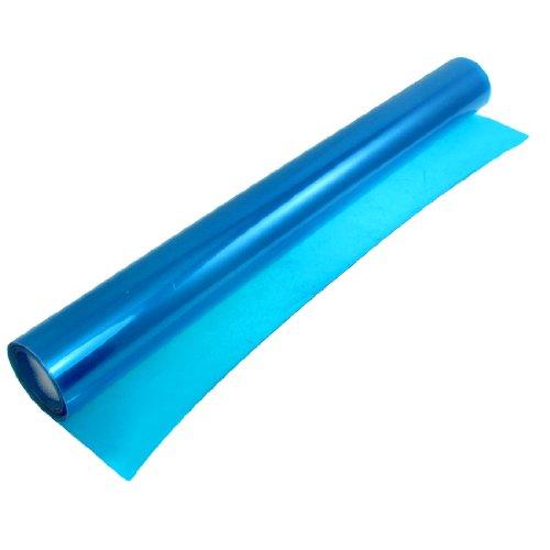 31cm x 122cm Azul Tinte Luz Principal Faros Antiniebla