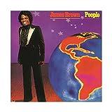 James Brown Leinwand-Poster mit Albumcover und Menschen,