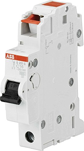 ABB S201S-C16 - circuit breakers (25 - 55 C, -40 - 70 C) by ABB
