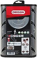 Oregon Jet Fit 1111111 4-draads maaikop - eenvoudig te wisselen draad voor rechte schacht - bosmaaier en bosmaaier 40cc...