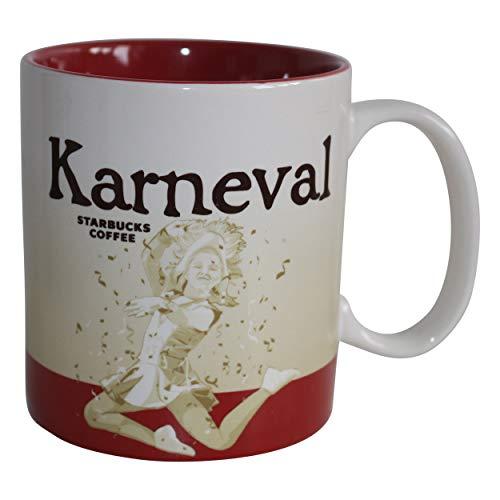 Starbucks Karneval Mug Fastnacht Tasse Edtion Mug