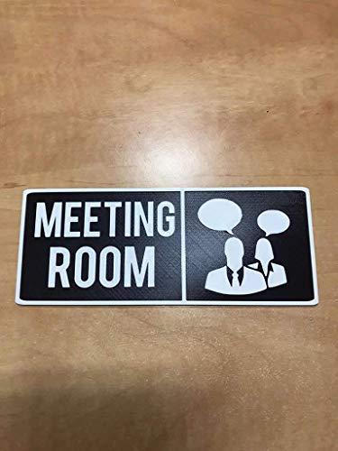 Office door signs, Personalised 3D door signs, custom 3D Office door sing
