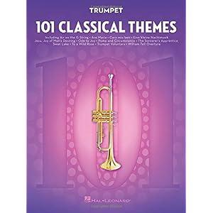 101 Classical Themes -For Trumpet- (Book): Noten, Sammelband für Trompete