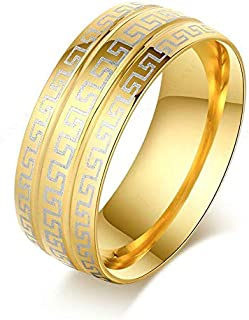 18K Gold Plated Women's Ring