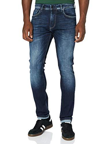 Pepe Jeans Herren Stanley Jeans, Denim (000), 34W / 34L