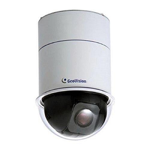 gv-sd010–18x GeoVision IP Speed Dome Kamera, Indoor PTZ, 18x zoom, WDR,-Überwachungskamera Innen