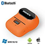 BESHENG M110 Bluetooth Handheld Label Printer, Mini Portable Smart...