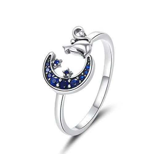 Presentski Cat Ring Adjustable Ring…