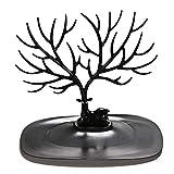 Tree-es-Life Portátil, práctico, Madera, Multicolor, Pantalla, Organizador, Soporte, Estante, joyería, Collar, Anillo, Pendiente, árbol, Soporte, Oferta en Stock, Multicolor