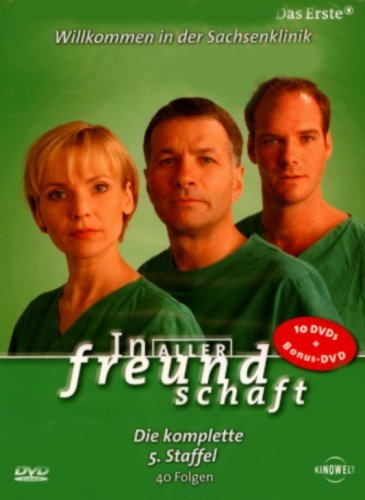 Staffel 5 (11 DVDs)