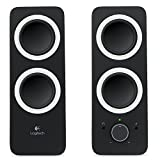 Logitech Multimedia Speakers Z200 with Stereo Sound for Multiple...