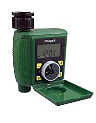 in budget affordable Instapark PWT-07 Single Output Waterproof Digital Digital Outdoor Output Automatic On, Water Off…