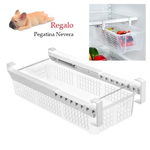 Nevera Organizador Cesta – Smart Design Refrigerator Pull out Cajones