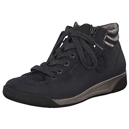 Jenny Damen Fashion-Sneaker Blau Synthetik 37 1/2