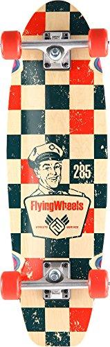 Flying Wheels Street Series Gasoline Longskate Navy 28,5\