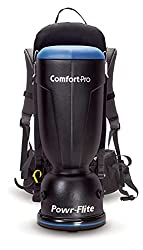 Powr-Flite Comfort Pro Backpack Vacuum BP6S