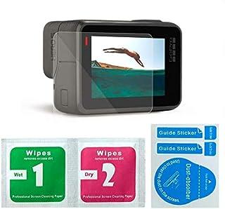 HD Display Screen glass Protector for GoPro Hero 5 Black Camera Go pro Hero 5 Accessories