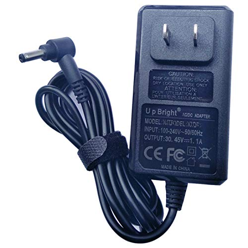 UpBright 30.45V 1.1A AC/DC Adapter Compatible...
