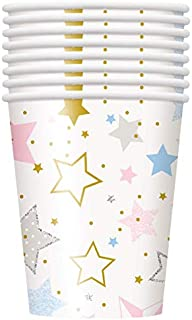Unique Industries Twinkle Twinkle Little Star Party Cups 8ct