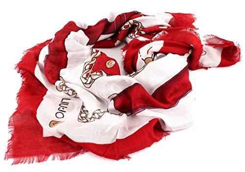 Liu Jo Romantic Scarf Feel Rouge