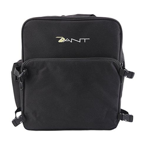 YKS Ant Impermeabile in Nylon Zaino Borsa a Tracolla per DJI Phantom 4Quadcopter Nero, Adatto per Campeggio, Escursionismo