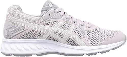 ASICS JOLT 2, Zapatillas para Correr Mujer, Haze White, 40.5 EU