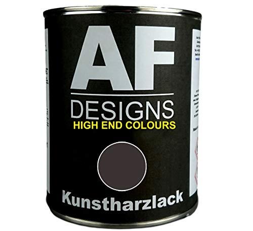 Alex Flittner Designs 1 Liter Kunstharzlack für LANDSBERGER BRAUN Maschinen LKW NFZ Lack Landmaschine Baumaschine