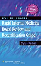 Own the Boards: Rapid Internal Medicine Board Review and Recertification Guide