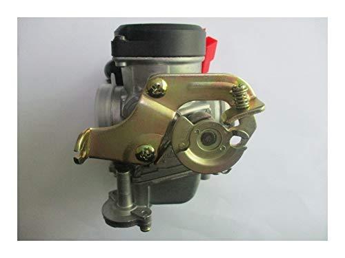 love lamp Carburador 26mm carburador 200cc 4 Tiempos Motocross GY6 CVK carburador de Alto Rendimiento Que compite con carburador Vespa Engine