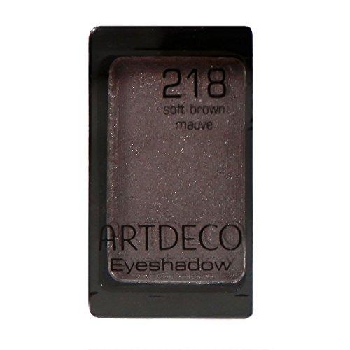 Artdeco Duochrome Magentlidschatten 218, soft brown mauve, 1er Pack (1 x 8 g)