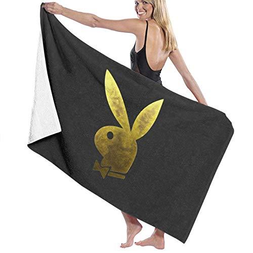 U/K Toalla de baño Playboy de secado rápido