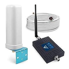 Amplificateur de signal de téléphone mobile pour T-Mobile D1 Vodafone D2 E-Plus 2G 3G Amplificateur 800/900/2100 MHz Bande 20/8/1 70dB GSM LTE Repeater