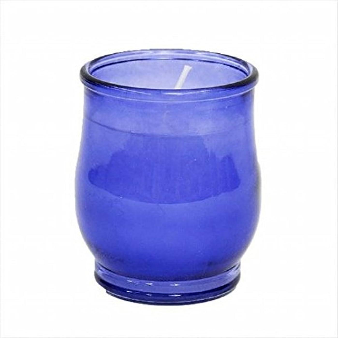 部屋を掃除する同時味方kameyama candle(カメヤマキャンドル) ポシェ(非常用コップローソク) 「 ブルー(ライトカラー) 」 キャンドル 68x68x80mm (73020030B)