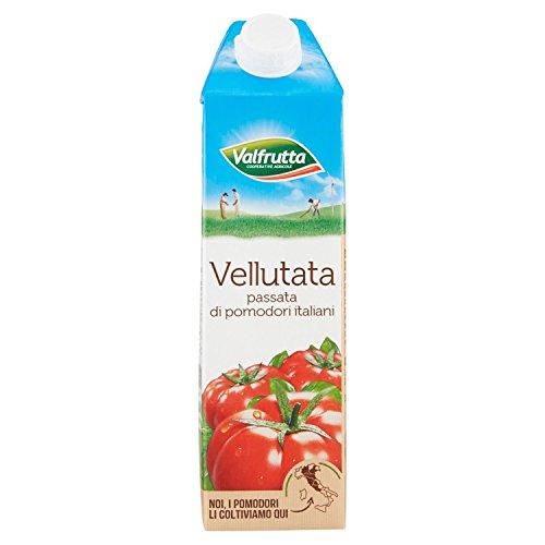 Valfrutta - Passata Vellutata - 1000 g - [confezione da 12]