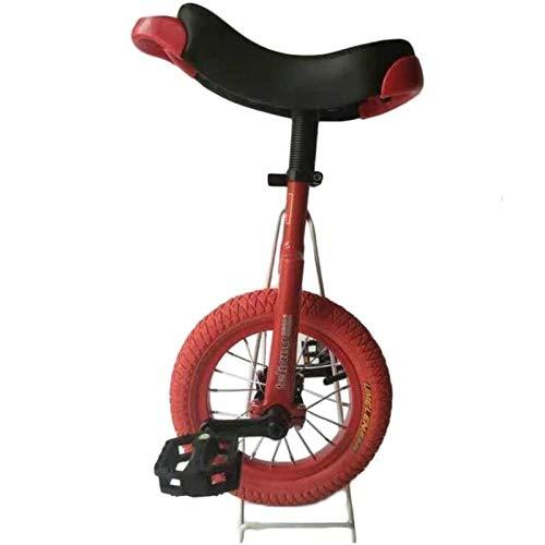 Monociclos Niños Niños Pequeño Rueda de 12 Pulgadas Altura de Los Usuarios 70cm - 115cm (27,6 Pulgadas - 45 Pulgadas), Ejercicio de Autoequilibrio Ciclismo