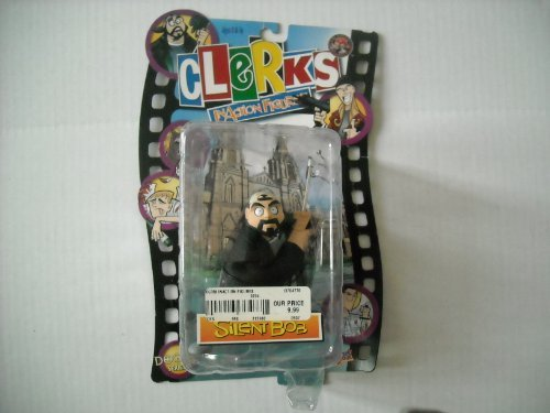 Clerks Silent Bob Dogma Kevin Smith Action Figure by Graphitti Designs