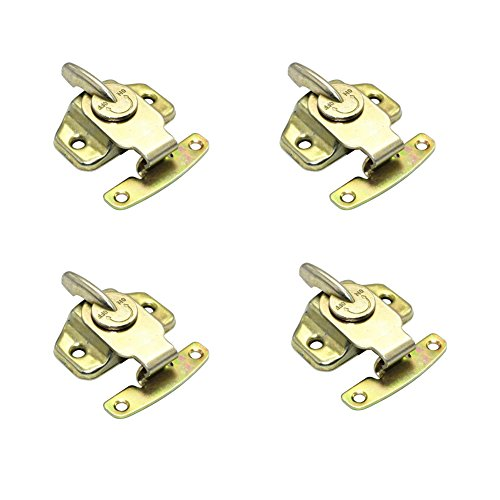 4 Pack Table Locks Dining Training Table Buckles Connectors (4 Pcs)