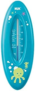 NUK Bath Thermometer BPA Free Made in Germany Oil Based Excellent Gift Turquoise