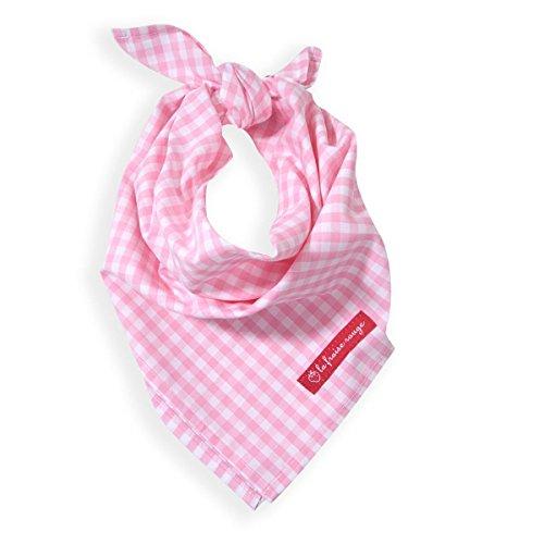 La Fraise Rouge 4251005600863 Halstuch Julie, florales Muster, rosa