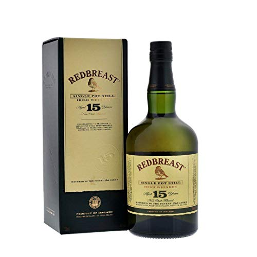 Irischer Whiskey Redbreast 15 Jahre Single Pot Still (1 x 0.7 l)