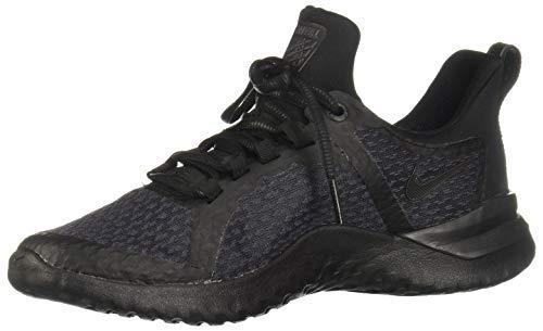 Nike Damen W Renew Rival Laufschuhe, Mehrfarbig (Oil Grey/Black 002), 36.5 EU