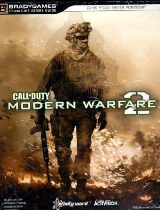 Call of Duty: Modern Warfare 2   offiz. Strategiebuch
