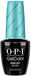OPI GEL COLOR Nail Polish Lacquer - 2015 Fall/Winter Venice Collection - GC V33 - Gelato on My Mind, 0.5 Fluid Ounce by OPI