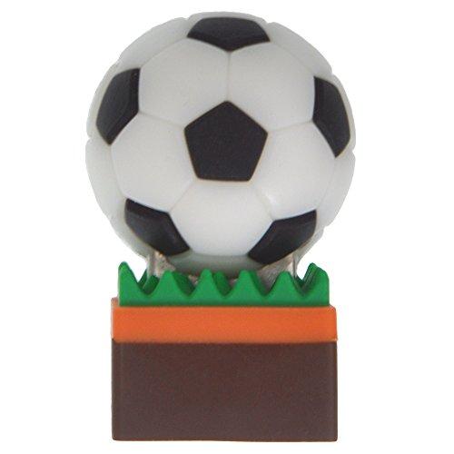 Uflatek 16 GB Pendrive Diseño Fútbol Memoria USB