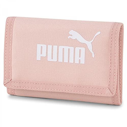 PUMA Phase Wallet - Geldbörse für Erwachsene, Unisex, Mehrfarbig (Lotus), Einheitsgröße